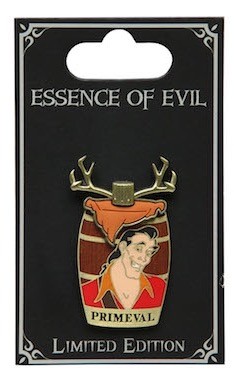 Essence of Evil Gaston Pin