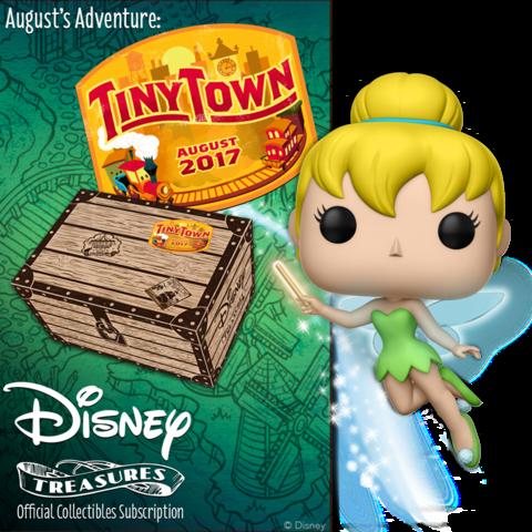 Funko Disney Treasures Tiny Town