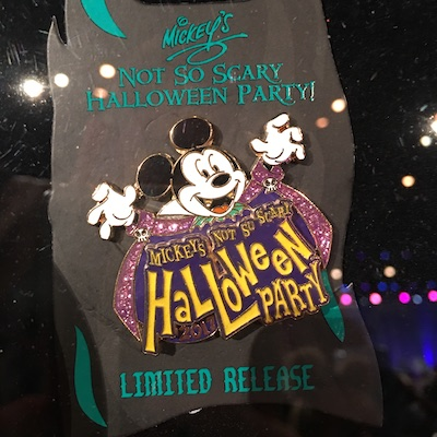 Mickey's Not So Scary Halloween Party 2017 Pins - Disney Pins Blog
