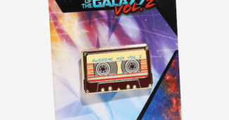 Marvel Guardians Of The Galaxy Vol. 2 Awesome Mix Enamel Pin