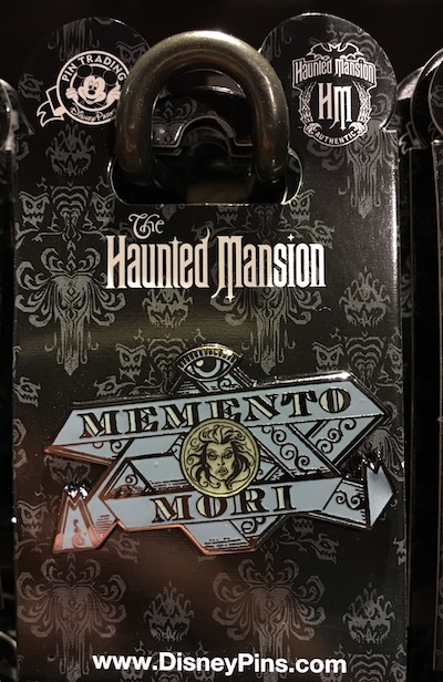 Memento Mori Disney Pin