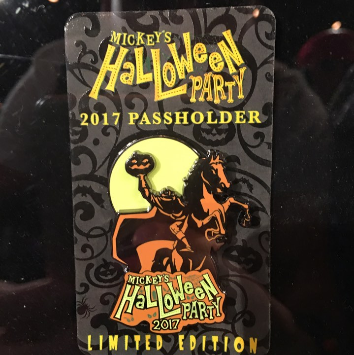 Mickey's Halloween Party 2017 Pins - Disney Pins Blog