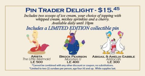 Pin Trader Delight – August 27, 2017