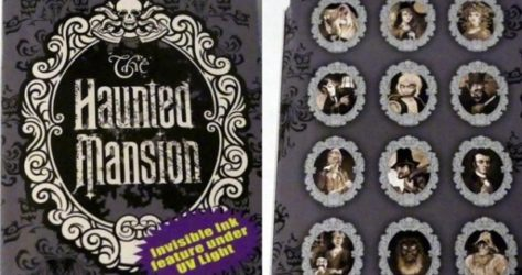The Haunted Mansion 2017 Cameo Mystery Pin Collection