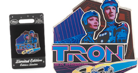Tron 35th Anniversary Pin – Disney Store UK