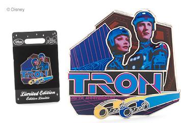 Tron 35th Anniversary Pin – Disney Store UK