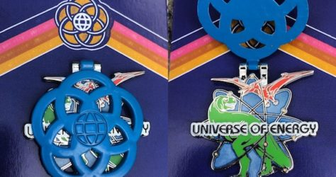 Universe of Energy Epcot 35th Disney Pin