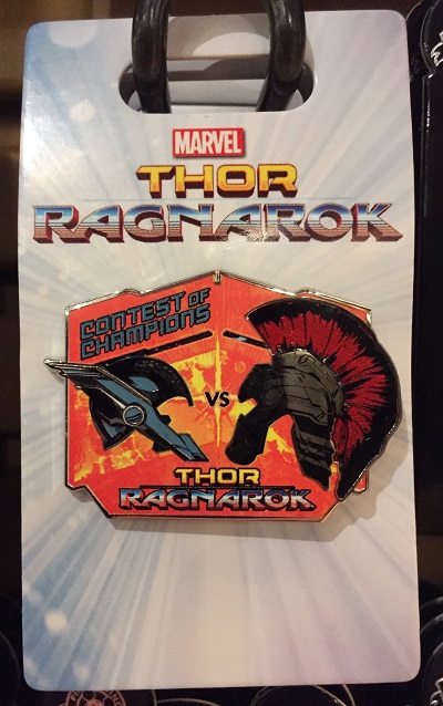 Contest of Champtions Thor Ragnarok Pin
