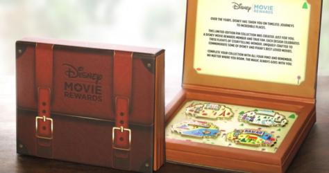 Disney Movie Rewards - Collectors Box
