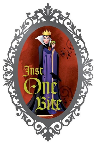 Evil Queen Diva Villain Series Acme Pin