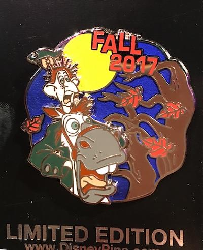Fall 2017 Disney Pin