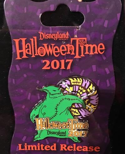 HalloweenTime 2017 Disney Pin