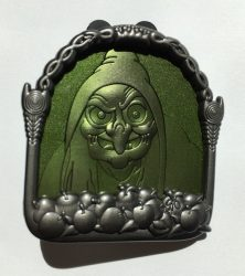 Love is Vain Old Hag Pin