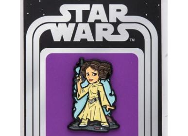 NYCC 2017 Princess Leia Pin