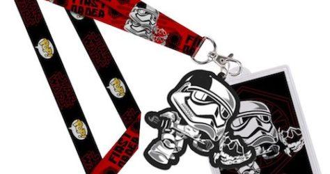 Star Wars The Last Jedi - First Order Funko Lanyard