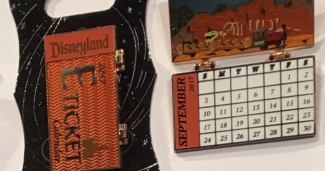 WDI 2017 Calendar Pin – Big Thunder Mountain