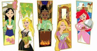 ACME Pocket Princess Pin Series