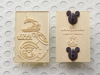 Disney Ambassador Hotel BB-8 Pin