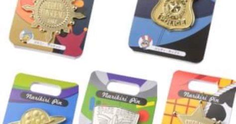 Disney Badge Pin - Japan Disney Store