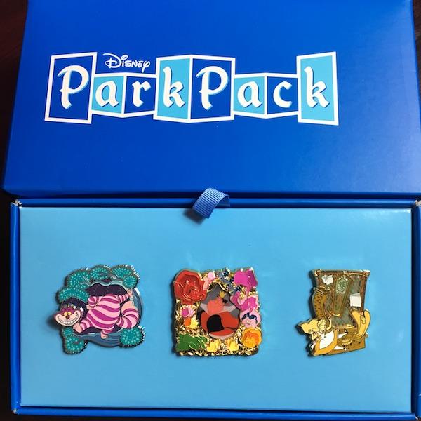 Disney Park Pack Pin Edition 3.0 - September 2017