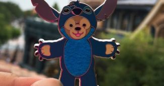 Duffy as Stitch Pin