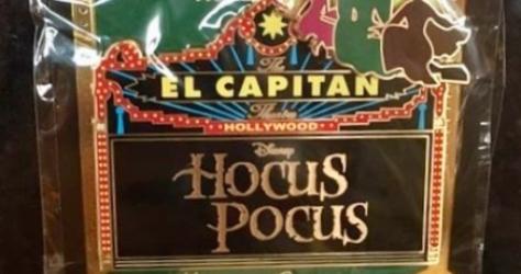 Hocus Pocus Pin
