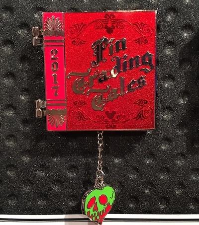 Pin Trading Tales Old Hag Pin