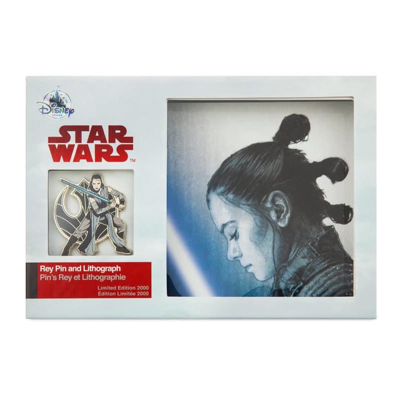 Rey Pin - Star Wars The Last Jedi at shopDisney