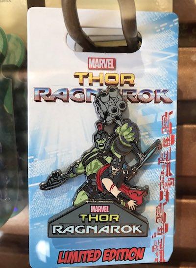 Thor Ragnarok Disney Parks Pin