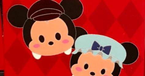 Tsum Tsum Holiday Pins 2017