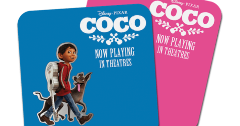 AMC Theatres Coco Pins