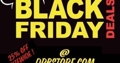 DPB Black Friday - Cyber Monday 2017