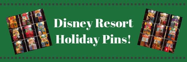 Disney Resorts Pins