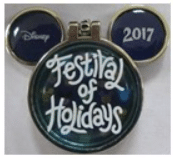 Festival of Holidays 2017 Pin