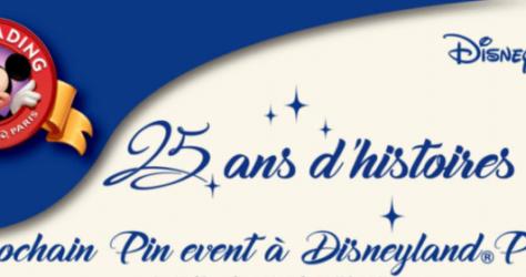 Paris 25th Event