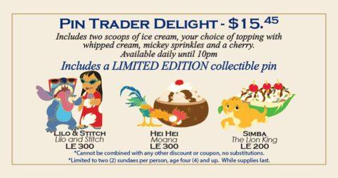 Pin Trader Delight – November 28, 2017