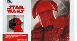 Praetorian Guard Pin – Star Wars The Last Jedi at shopDisney