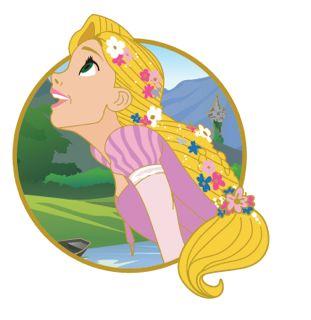 Rapunzel Acme Princess Profile #4