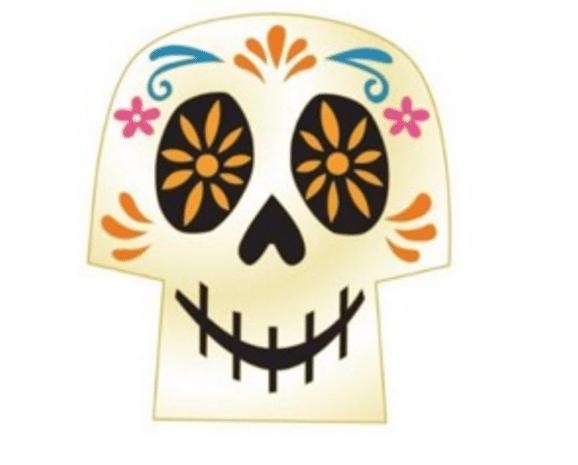 Surprise Coco Skull Pin - DSSH