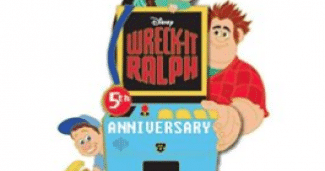 Wreck it Ralph - 5th Anniversary Pin