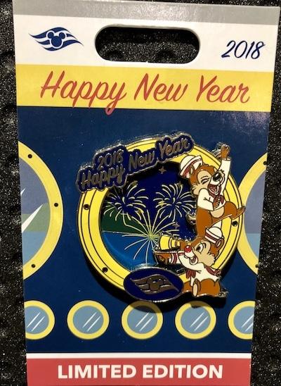 Disney Cruise Line Happy New Year 2018