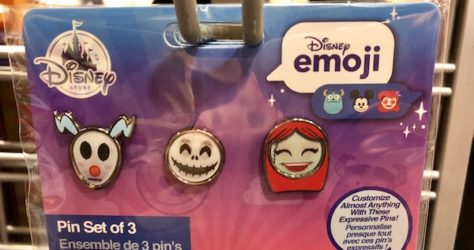 Aladdin Emoji Pin Set