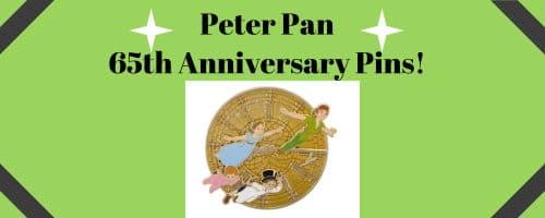 Peter Pan 65th