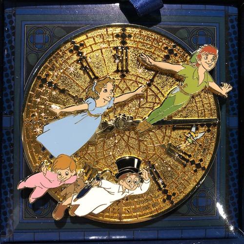 Peter Pan 65th Anniversary Jumbo Pin