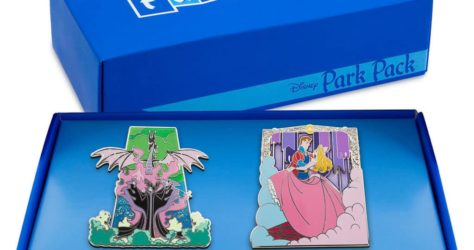 Sleeping Beauty Jumbo Pin Set