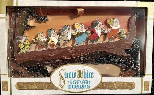 Super Jumbo Pin - Show White 80th Anniversary Collection