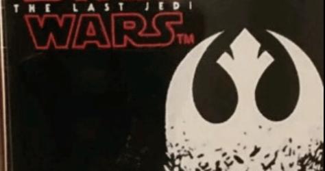 The Last Jedi pin