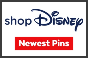 shopDisney Pin Selection