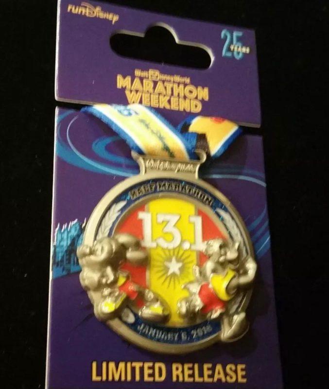 13.1 Medal Pin