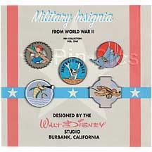 Military insignia pins - Disney Pins Blog
